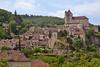 Saint-Cirq-Lapopie (Masta Panda) Tags: village aveyron france saint cirq lapopie church eglise hill colline