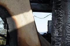 HausBrand056 (hgyx) Tags: feuer brand zerstörung erkalten spuren