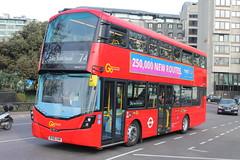 WHV115 BV66 VHR (ANDY'S UK TRANSPORT PAGE) Tags: london buses hydeparkcorner goaheadlondon