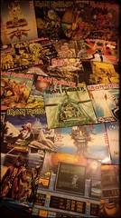 Heavy Metal (Conor Monks) Tags: metal ironmaiden record vinyl aceshigh eddie