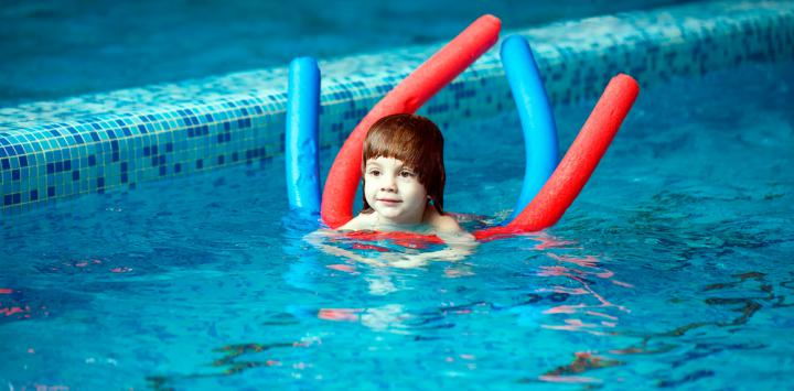 Is swimming good for children with autism