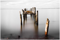 Just In Time For High Tide 😊 (stubyrnes) Tags: manfrotto 1835mm calming superstopper leefilter sigmalenses nikon nikond500 unitedkingdom england binstead ryde isleofwight water sea beach longexposurephotographer longexposure photographer photography