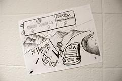 Political Cartoon Exhibit & Cartoonist Visit