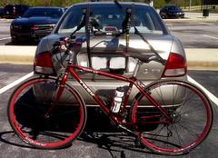 Today's Ride - Apr 04 2017 (Reid2008) Tags: trek trek730 bicycle bicyclefriendly cellphone bluetoothsensors