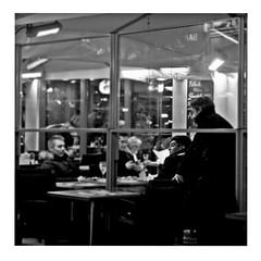 undercover of the night (japanese forms) Tags: ©japaneseforms2017 ボケ ボケ味 モノクロ 日本フォーム 黒と白 bw blackwhite blackandwhite blancoynegro bokeh candid monochrome random schwarzweis squareformat strasenfotografie straatfotografie streetphotography therollingstones undercoverofthethenight vlaanderen zwartwit