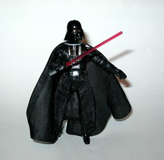 VC93 darth vader star wars the vintage collection a new hope basic action figures hasbro 2012 l (tjparkside) Tags: vc93 vc 93 darth vader new hope star wars tvc vintage collection hasbro basic action figure figures episode 4 iv four anh sw wave 12 2012 lightsaber cape rogue one 1 story