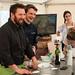 Démonstrations culinaires au Printemps des Vins de Blaye