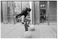 2017-03-11-0004--for_flickr (teknopunk.com) Tags: a nikons32000sn303568 analog film 35f18wnikkorsn0274 skating china blackwhite photography location camerabodytag trix400800d76 intheair people youngpeople monochrome analoguephotography gear asia shanghai minolta5400