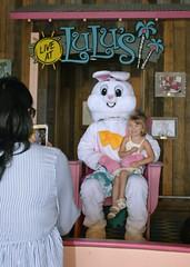 Kids Visit Easter Bunny at LuLu's 2017-8