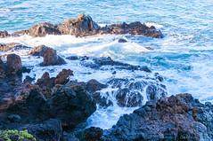 On the Rocks (Zeta_Ori) Tags: maui hawaii wailea grandwaileahotel grandwailea grandwailearesort surf rocks