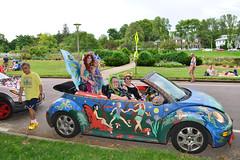 2015 Art Car Parade (schwerdf) Tags: artcarparade artcars cars costumes lakeharriet minneapolis minneapolisartcarparade minnesota unitedstates