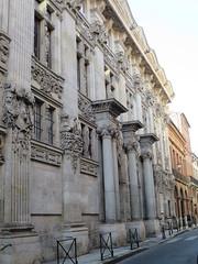 Hôtel de Bagis (XVIe-XVIIe) dit aussi Hôtel de Pierre ou Hôtel de Clary ou Hôtel Daguin - 25 rue de La Dalbade, Toulouse (31) (Yvette G.) Tags: renaudcamus journaldunvoyageenfrance page446 toulousehautegaronne31midipyrénéesoccitaniearchitecturehôtel particulier
