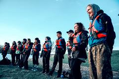 Spring Kayaking II (Movement Spontaneous) Tags: jelgava kayaking movement spontaneous