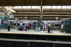Warminster Train (en tee gee) Tags: septa train station philadelphia pennsylvania commuter