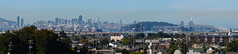 macarthur skyline (pbo31) Tags: sanfrancisco california city bridge urban panorama color northerncalifornia oakland nikon october large panoramic baybridge bayarea 24 eastbay sas 80 stitched alamedacounty d800 2014 easternspan macarthurbartstation
