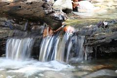 Waterfall (lars hammar) Tags: arizona water waterfall tucson greenvalley maderacanyon