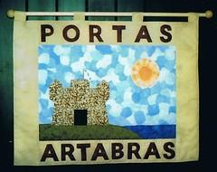 TAPIZ PORTAS ARTABRAS 1 (C. Velasco (patch)) Tags: expo tapices