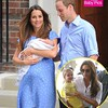 PRINCE GEORGE AND HARPER  BECKHAM VOTED BRITAINS BIG BABY CELEBRITY