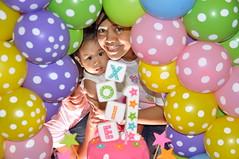 family affair  (explore) (DOLCEVITALUX) Tags: family party balloons familyaffair