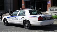 Service de police de la Ville de Qubec (SPVQ) (POLICEDUQUEBEC.COM) Tags: ford quebec interceptor 6270 spvq