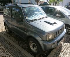 Suzuki Jimny DDIS (D70) Tags: portugal 4x4 diesel suzuki suv jimny 1500cc lourinh ddis