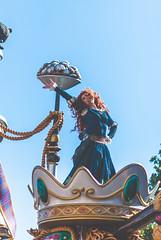 Merida (Andy.Sabis) Tags: photography disney merida brave wdw waltdisneyworld magickingdom disneyparks disneyphotography wdwphotography disneyside festivaloffantasy disneysidecast disneyshutterbug