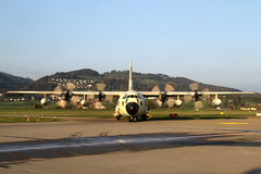 Lockheed L-130H Hercules, CN-AOR, Royal Maroc Air Force (www.il-photography.ch) Tags: force exercise air united royal un maroc bern lockheed insieme berne hercules nations brn rmaf belp belpmoos lszb l130 cnaor l130h