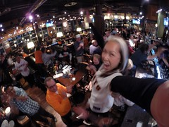 WORLD SERIES 2014 (BOMBTWINZ) Tags: sf sanfrancisco game bar baseball woody gear jersey sfgiants giants champions worldseries gopro blackedition bombtwinz gamerbabe hero3plus