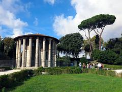 Foro Boario (Micheo) Tags: italy rome roma italia foro tourists templo turistas