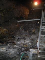 Llechwedd Slate Caverns, Deep Mine (Dave_Johnson) Tags: wales mine slate quarry llechweddslatecaverns northwales llechwedd deepmine