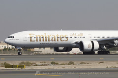 A6-ECE B777-300ER Emirates (JaffaPix .... +2.5 million views, thanks!) Tags: plane airplane flying aircraft aviation uae aeroplane emirates airline ek boeing 777 dxb dubaiairport b777 777300 omdb dubaiairshow b777300er b77w a6ece jaffapix davejefferys