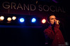 Patrick Kelleher at The Grand Social