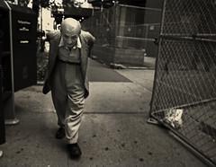We bend but we don't break (Giovanni Savino Photography) Tags: life street newyork walking break bend manhattan streetphotography oldman oldage newyorkstreetphotography magneticart walkingportrait giovannisavino
