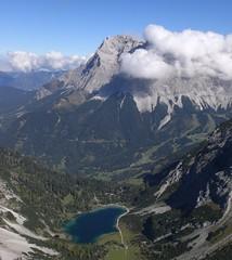Same Lake, Different Perspective... (bookhouse boy) Tags: mountains alps tirol berge ehrwald alpen tyrol 2014 coburgerhütte ehrwalderalm miemingerkette seebensee zwischentoren seebenalm auserfern vordererdrachenkopf 3oktober2014