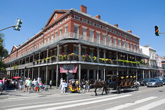 Pontalba Building - New Orleans, Louisiana (fisherbray) Tags: usa nikon louisiana unitedstates neworleans frenchquarter jacksonsquare nola crescentcity placedarmes thebigeasy orleansparish nationalregisterofhistoricplaces nrhp vieuxcarré pontalbabuilding d5000 66000377 villedelanouvelleorléans fisherbray 66000375 74000934