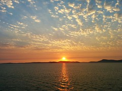 Anacortes Ocean Sunset 2 (Dcon21) Tags: ocean sunset ferry washington anacortes