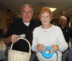 Jimmy Meehan & Kathleen Murtagh Running the 50/50