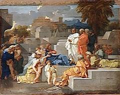 The Gospel of St. Luke 18 15-17 Jesus blesses children - Amgad Ellia 09 (Amgad Ellia) Tags: st children jesus luke 18 gospel amgad ellia the 1517 blesses