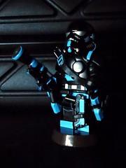 Shadow Stormtrooper (Kristov.) Tags: shadow starwars lego scifi stormtrooper minifig custom minifigure