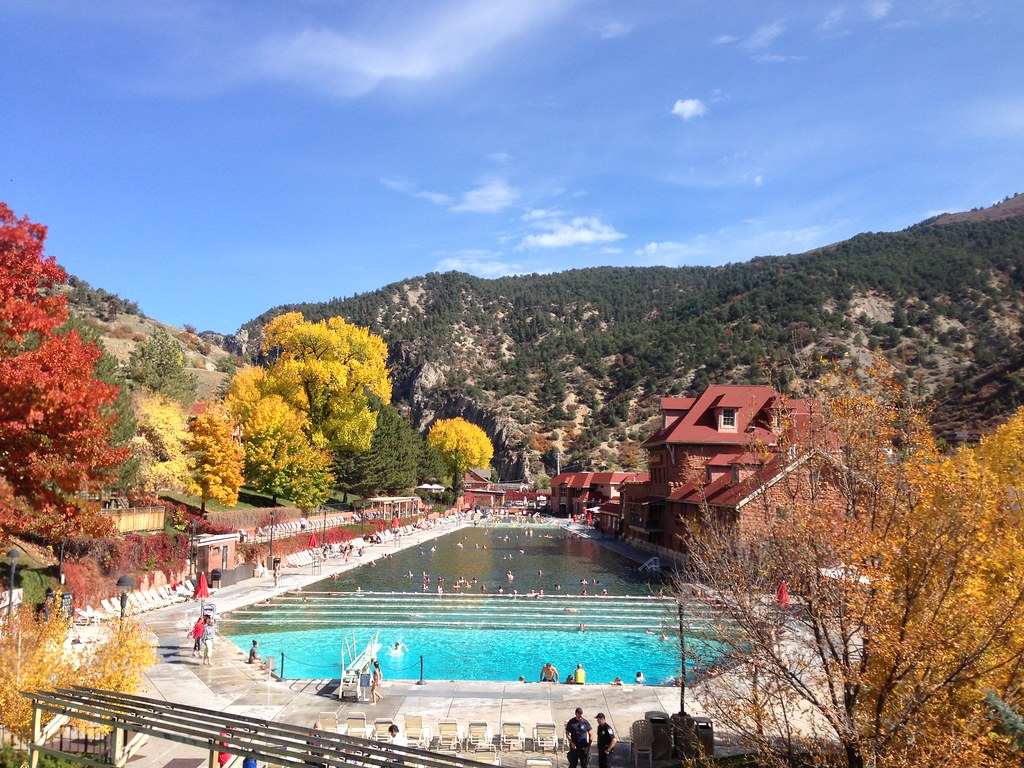 Glenwood Springs - Beautiful Fall
