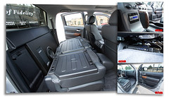 Fully upgraded sound system with a perfectly blended OEM look.