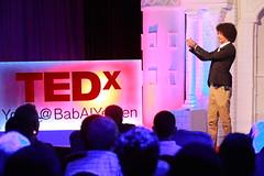 TEDxYouth@BabAlYemen speaker Anas Alawami (TEDxYouthBabAlYemen) Tags: ted tedx tedxevents tedxyouth tedxyouthbabalyemen