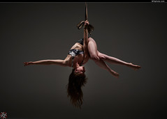 Lisa (NFGphoto) Tags: circus aerial straps