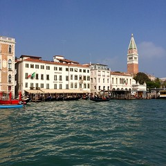 By St. Mark's Square, Venice - Explored! (David S Wilson) Tags: venice vacation italy 2014 davidswilson iphone5s