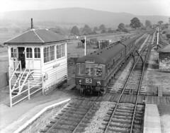 Before The Beac (Feversham Media) Tags: yorkshire northyorkshire boltonabbey beamsleybeacon signalboxes boltonabbeystation dmus dieselmultipleunits class108dmus railsinthedales