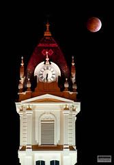 Blood Moon / Lunar Eclipse (Steve Lindenman) Tags: