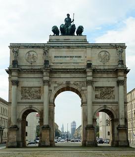 Munich - Siegestor