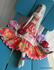 Tilda Flowers (Crafts by Sandra Kecek) Tags: cute bonecas dolls tildas
