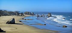 Bandon Beach_panorama