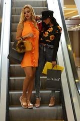 Work it Citrus LovebyN (LovebyN) Tags: orange fashion bag shoes dress egypt cairo citrus brand wedge fendi fashionblog msgm lovebyn galleria40 omgalleria
